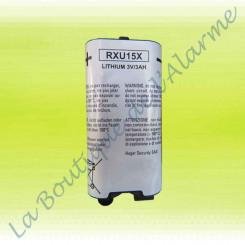 RXU15X  Batterie Daitem 3...