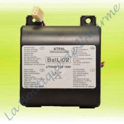 Batterie Lithium Batli02...