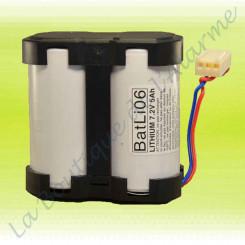 Batterie Lithium Batli06...