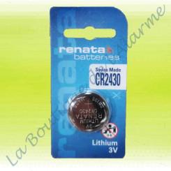Pile Lithium Batli08 CR2430...