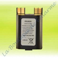 Batterie Lithium RXU02X  3...