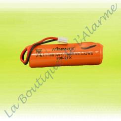 Batterie Lithium 908-21X...