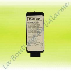 Batterie Lithium Batli31 3...