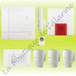 Alarme sans fil Daitem e-Nova SH903AF