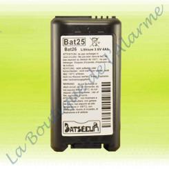 Batterie Lithium Bat25,...