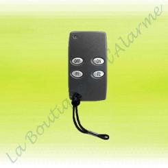 Télécommande 4 touches DP8615X