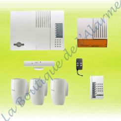 Alarme sans fil Daitem DC366-21F