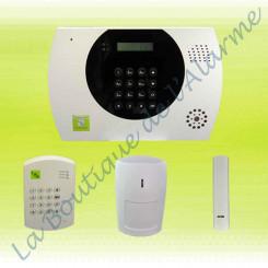 Kit alarme78 LBA-KIT3001C