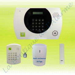 Kit alarme78 LBA-KIT3001C-SA